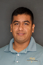 Armando Cruz-Bautista, Senior Facility Engineer