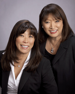 Beverly J. Howell, Executive Vice President & Chief Operating Officer, and Phyllis Y. Osaki, President & Chief Executive Officer